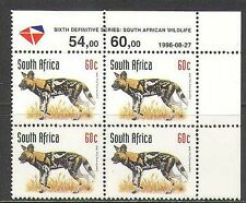 RSA 1998 Cape CACCIA CANE/Animali/NATURA/animali selvatici rdrw 1 V C/B (za10060)