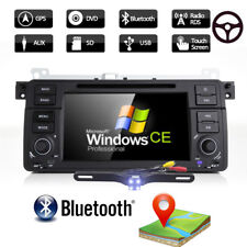 For BMW 3Series/E46/M3 Car CD DVD Player GPS Navigation In-dash Stereo Radio