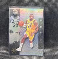 Lebron James Los Angeles Lakers 2019-20 Illusions #20 Finals MVP Champion