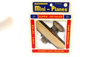 Vintage Bachmann Mini-Planes Kitty Hawk Airplane