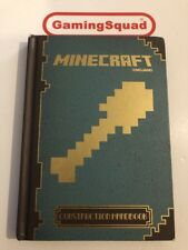 Minecraft, Construction Handbook Book, Supplied by Gaming Squad