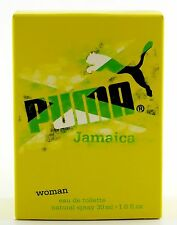 "(GRUNDPREIS 133,00€/100ML) PUMA JAMAICA ""1"" WOMAN FEMME 30ML EDT SPRAY NEU"