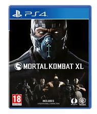 Mortal Kombat XL PS4 Game