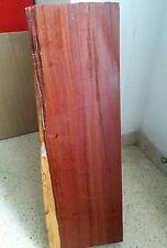 Legno Padouk massello, per tornio, manici coltelli,  oggettistica varia