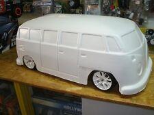 1:5 - 1:6 Body Karosserie Bulli Hotrod Ratrod Custom Racer