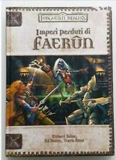 ⚝ IMPERI PERDUTI DI FAERUN ⚝ D&D DUNGEONS AND & DRAGONS 3.5 ⚝