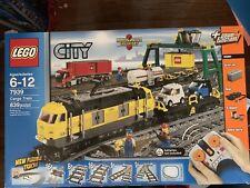 Lego City 7939 Cargo Train set New In Factory Sealed Box
