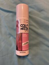 L'Oreal Paris Colorista Spray For Hints and Highlight Pastel Pink - 2.0oz