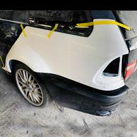 BMW e46 estate touring fibreglass +50mm overfenders quarters drift drag track