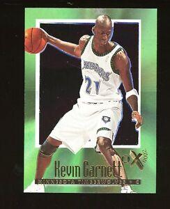 1996-97 Skybox E-X2000 Kevin Garnett Minnesota Timberwolves