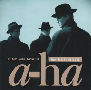 a-ha 2xCD Time And Again (The Ultimate a-ha) - Europe (M/M)