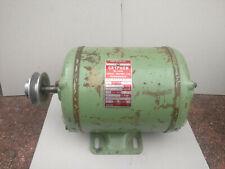 GRYPHON Brook Motors Ltd / 230v / 1ph / 1.0hp / 2850rpm