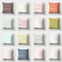 Pillow Home Polyester Decor Case Throw Cushion Sofa Cover 18'' Waist