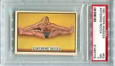 Antonino Rocca 1951 Topps Ringside #53 Boxing Card PSA 7 Wrestling