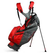 New 2020 Sun Mountain 4.5 Ls 14-Way Stand Bag - (Carbon / Red)