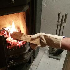 Der ideale Grill Handschuh, Baumwolle Ofen Kamin Grill Backblech Handschuh lang