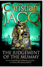 The Judgement of the Mummy, Jacq, Christian, New Book