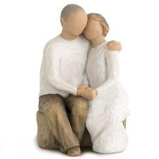 Willow Tree Anniversary Resin Figurine Love Wedding Keepsake Ornament Gift Box