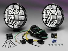 KC Apollo Pro 6 Inch Round Driving Lights 100 Watt - 2 pieces New
