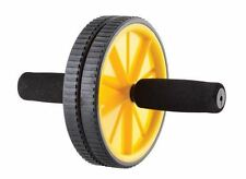 Gold's Gym Ab Wheel Roller Abdominal Exercise Pro Exerciser Workout Fitness Abs