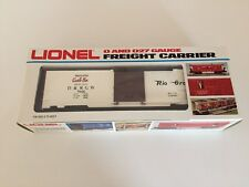 Lionel # 9406 D & R G W Insulated Cookie Box Bakery Goods Box Car - 1978