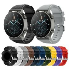 For Huawei Watch GT 2 Pro Silicone Fitness Replacement Wrist Strap