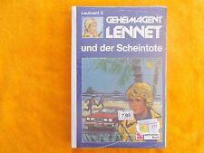 Geheimagent Lennet und der Scheintote Band 14- OVP&NEU !