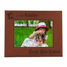 Personalized 8x10 Kids Picture Frame for Boys or Girls - Custom Children's Gift