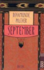 September, Pilcher, Rosamunde, Used; Good Book