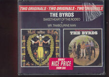 BYRDS - SWEETHEART OF THE RODEO/ MR.TAMBOURINE MAN DOPPIO CD  NUOVO SIGILLATO
