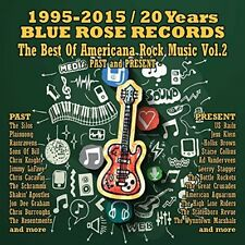20 YEARS BLUE ROSE RECORDS-PAST & PRESENT VOL.2 2 CD NEUF