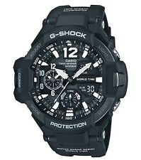 Casio GShock * G-Aviation GravityMaster GA1100-1A Black Gshock Watch COD PayPal