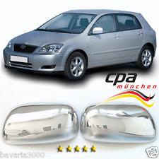 Chrom Spiegelkappen Toyota Laqnd Cruiser J20 2008-2012