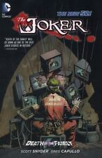 The Joker: Death of the Family (The New 52), Snyder, Scott, Good Book