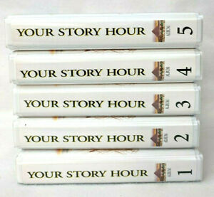 NEW Your Story Hour 1 2 3 4 5 Audio CD Album Volume Bible Comes Alive Stories