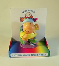 Ziggy on Roller Skates Heart of Gold Figurine - Let the Good Times Roll!!