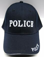 POLICE Cap/Hat Blue New Law Enforcement *Free Shipping*
