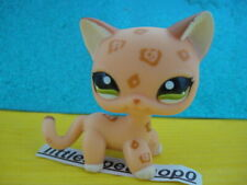 ORIGINAL Littlest Pet Shop  Short Hair Cat  # 1120
