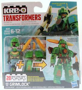 TRANSFORMERS ~ Grimlock ~ KRE-O ~ Works With Major Brands ~ Kreon~ Hasbro