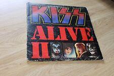 kiss alive 2 vinyl