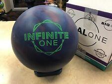15lb Ebonite INFINITE ONE 1st Quality RARE Bowling Ball NIB