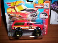 CHEVY  BLAZER 4X4 - HOT WHEELS - SCALA 1/55