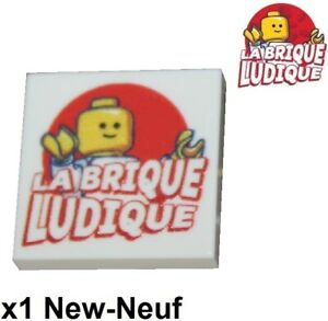 1x tile decorated smooth plate 2x2 magic scroll pattern 3068bp40 Lego