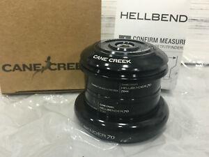 Cane Creek Hellbender 70 Headset -ZS44/28.6/H8 EC44/40-H12 (Black) #BAA1187K