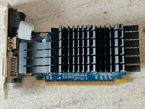 KFA NVIDIA GEFORCE 210 Passive GT218 PCI-EX16 1 GB HDMI/DVI/VGA LP