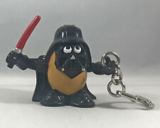 2005 MR. POTATO HEAD DARTH TATER KEYCHAIN, Hasbro, Star Wars Darth Vader