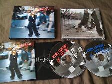 AVRIL LAVIGNE/ let go / JAPAN LTD CD&DVD slipcase