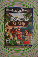 The sims 2 island ps2 pal NUOVO