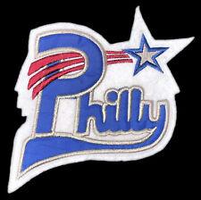 """PHILADELPHIA STARS NEGRO LEAGUE BASEBALL 6"""" WHITE FELT TEAM PATCH"""
