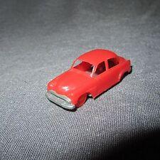 3D Jouef Simca 9 Aronde Rouge HO 1:87